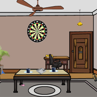 Free online flash games - Dandy Room Escape game - WowEscape