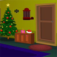 Free online flash games - Games4Escape Christmas Funny Escape