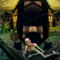 Free online flash games - Top10 Escape From Zombie Place game - WowEscape