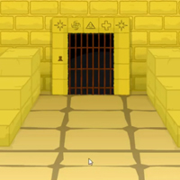 Free online flash games - SD Escape Golden Temple
