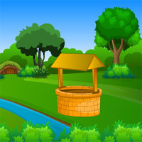 Free online flash games - Rabbit Rescue From Well