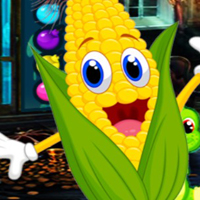 Free online html5 games - G4K Joyous Corn Escape game