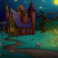 Free online flash games - Ena The Circle 2 Witch Fort Escape game - WowEscape