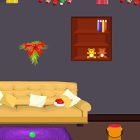 Free online html5 games - G4E Christmas Gift Escape 2020 game
