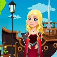 Young Queen Rescue Games4…