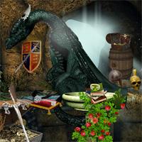 King Dracos Hideout Hidde…