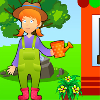Free online flash games - AVMGames Escape Farmer Woman game - WowEscape