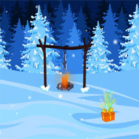 Free online flash games - Santas Christmas Gifts Venture game - WowEscape