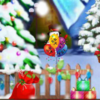 Free online flash games - Top10 Find The Elf