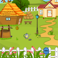 Free online flash games - Knf Little Johny House Escape
