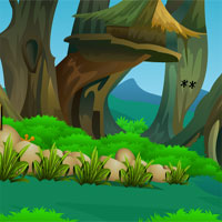Free online flash games - Mushroom House Treasure Escape TheEscapeGames
