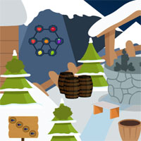 Free online flash games -  Avm After Christmas Escape