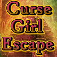 Free online flash games - Games2rule Curse Girl Escape