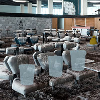 Abandoned Airport Escape …