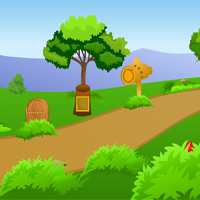 Free online flash games - Gold Bar Treasure Escape
