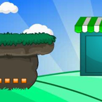Free online flash games - G2M Rescue The Goat