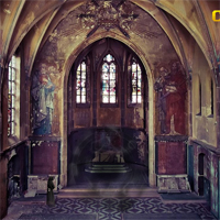 Free online flash games - Old Monastery Escape game - WowEscape