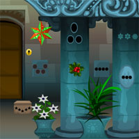Free online flash games - Games4Escape Real New Year Escape 2018