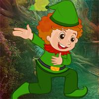 Free online flash games - Games4King Saint Patrick Boy Escape game - WowEscape