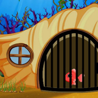 Free online html5 games - G2M Underwater Creatures Escape game