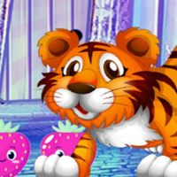 Free online html5 games - G4K Stalking Tiger Escape game
