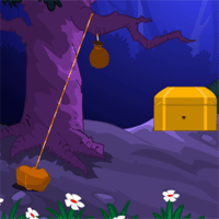 Free online flash games - Games2mad Mysterious Forest Escape