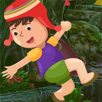 Free online flash games - G4K Falling Boy Rescue
