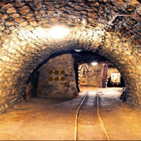 Underground Mining Tunnel Escape
