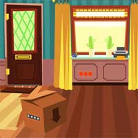 Free online flash games - Sapphire Room Rescue TheEscapeGames game - WowEscape