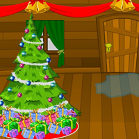 Free online flash games - MouseCity Elf House Escape game - WowEscape