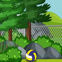 Free online html5 games - G2J Curly Hair Boy Hungry Escape game