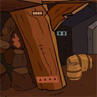 Free online flash games - GFG Dwarf Cave Escape  game - WowEscape