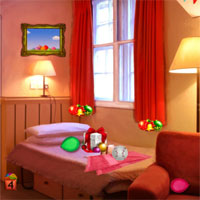Free online flash games - Top10newgames Easter House Escape game - WowEscape