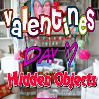 Hiddenogames Valentines Day Hidden Objects