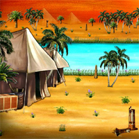 Free online flash games - The Kingdom Of Egypt Anubis Death Book game - WowEscape